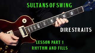 "how to play ""Sultans Of Swing"" on guitar by Dire Straits 