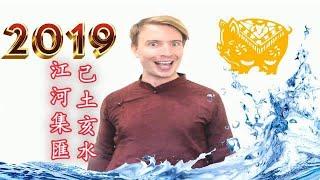 ???? 2019 ZODIAC READING 雙語運程 十二生肖 黃豬年~ ???? - YEAR OF THE GOLDEN PIG