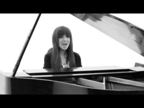 "Me Singing - ""Stay"" by Rihanna - Christina Grimmie Cover"