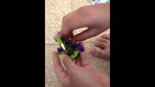 How to Build Spitta From Ninjago