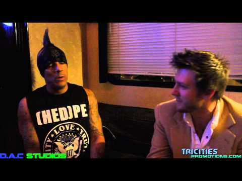 "Jahred Gomes of (hed) PE Interview 2013 ""His View of the World"""