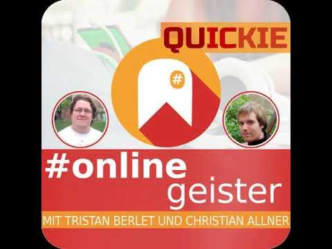 Marketing für die Deutsche Polizei — #Onlinegeister Quickie (Social-Media-Podcast)