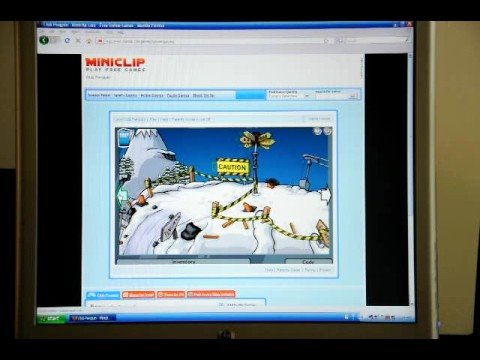 How To Do Avalanche Rescue In Club Penguin