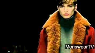 Gucci Menswear Fall Winter 2013 2014 Collection Runway Show Thumbnail