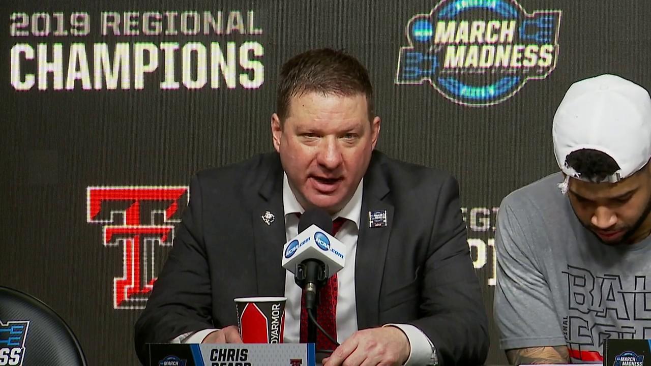 Press Conference: Gonzaga vs. Texas Tech Elite Eight Postgame