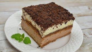 Ciasto Ferrero Rocher bez pieczenia - Jak zrobić - Smakowite Dania