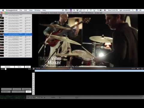 How To Synchronize Videos In Avid Media Composer Based On Their Audio