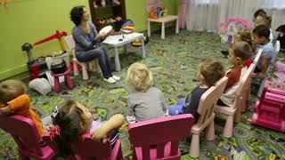 Уроки английского языка для детей в частном детском саду Умный Малыш на Таганской