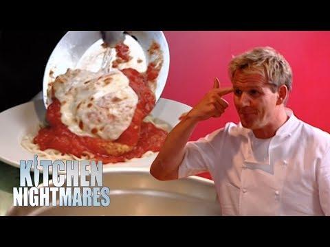 Gordon IN SHOCK Over Disgusting Food Practise | Kitchen Nightmares