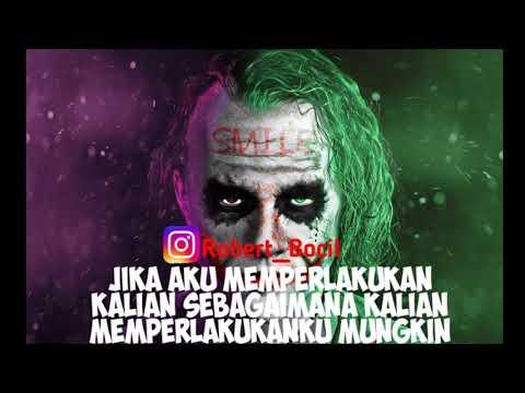 Kumpulan Kata Kata Bijak Joker Story Wa Keren Youtube