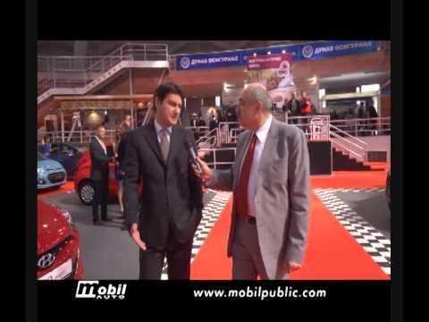 VIDEO -  BG Car Show 2014. -  Ponuda S-Leasing i S-Rent