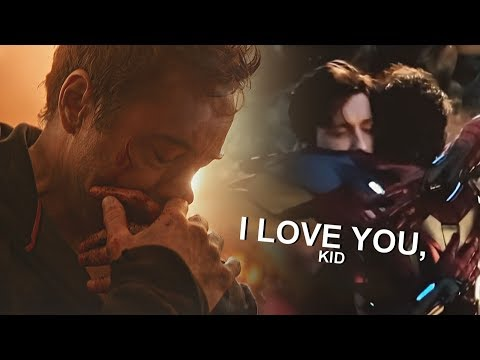 Peter & Tony - I Believed in you, kid