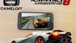 Asphalt 8- on moto g4 plus with review