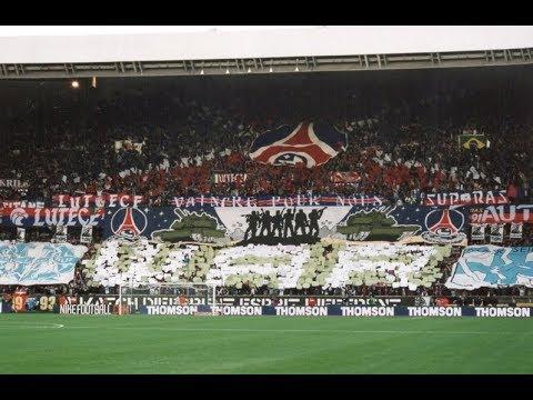 Paris Saint-Germain - Olympique de Marseille 2002/2003 (Division 1 - 27/10/2002)