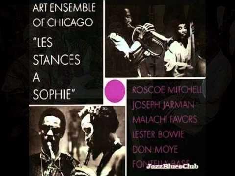 ART ENSEMBLE OF CHICAGO Theme De Yoyo