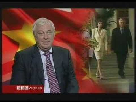 Hong Kong handover BBC