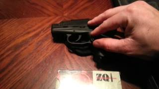 zqi 9mm fail and new pistol for the wife unboxing