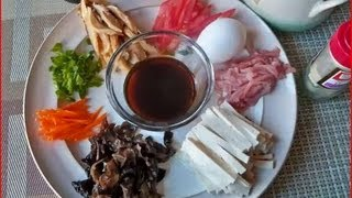Hot & Sour Soup / Chinese Recipe 酸辣汤