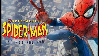 Marvels The Spectacular Spider-Man (PS4) - Spectacular Spider-Man Theme SONG - Game Music Video