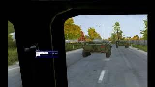 Как Чеченцы Болото атаковали
