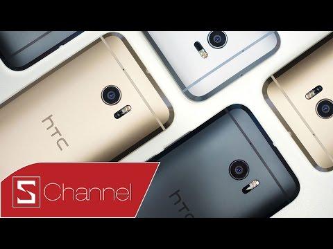 Schannel - HTC 10 ngon là thế, nhưng tại sao vẫn thất bại tràn trề?