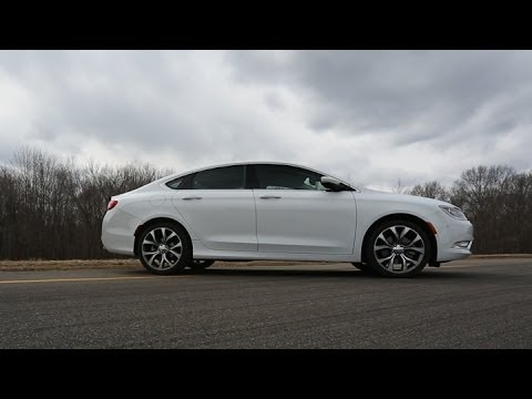 improved style auto sedan with roadshow wows automatic the new chrysler parking review
