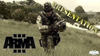 ARMA 3 Altis et le moteur graphique