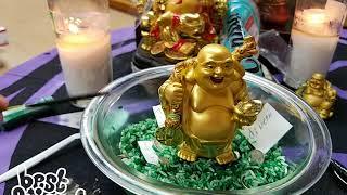 Lucky El Buda de la buena Suerte...Llama la prosperidad  a tu negocio o casa