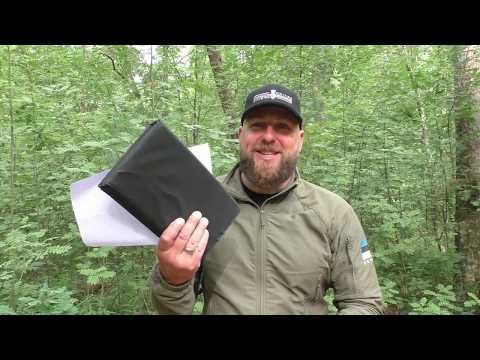 Складная солнечная панель  50W 12V Portable Solar Panel