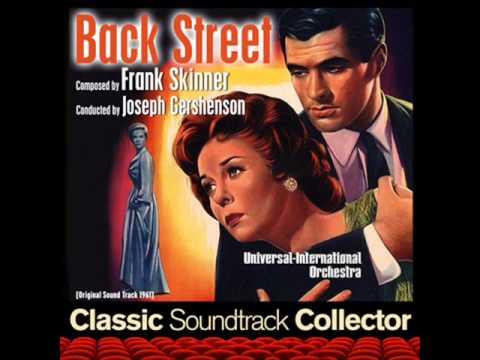 A Matter of Seconds - Back Street (Ost) [1961]