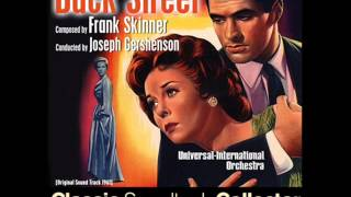 A Matter of Seconds - Back Street (Ost) [1961]