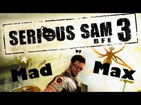 Serious Sam 3: BFE (Все секреты) - Часть 1 [Лето в Каире]