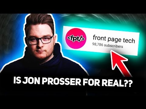 Who Jon Prosser REALLY is...