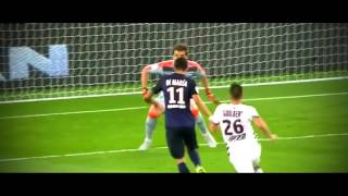Angel di maria vs bordeaux home  11092015 by mncomps