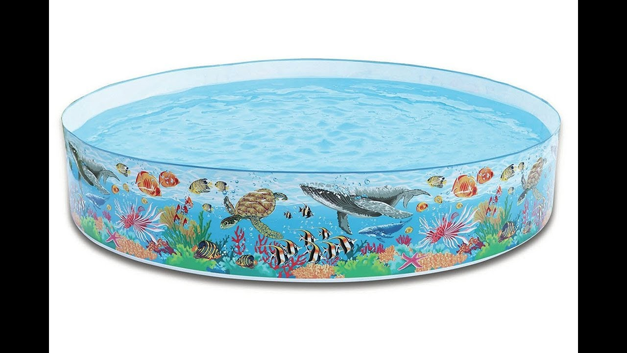 Amazon Credenze Water Pool Good For Summer Available On Flipkart And Amazon Link In Description By Tech Guru Manjit