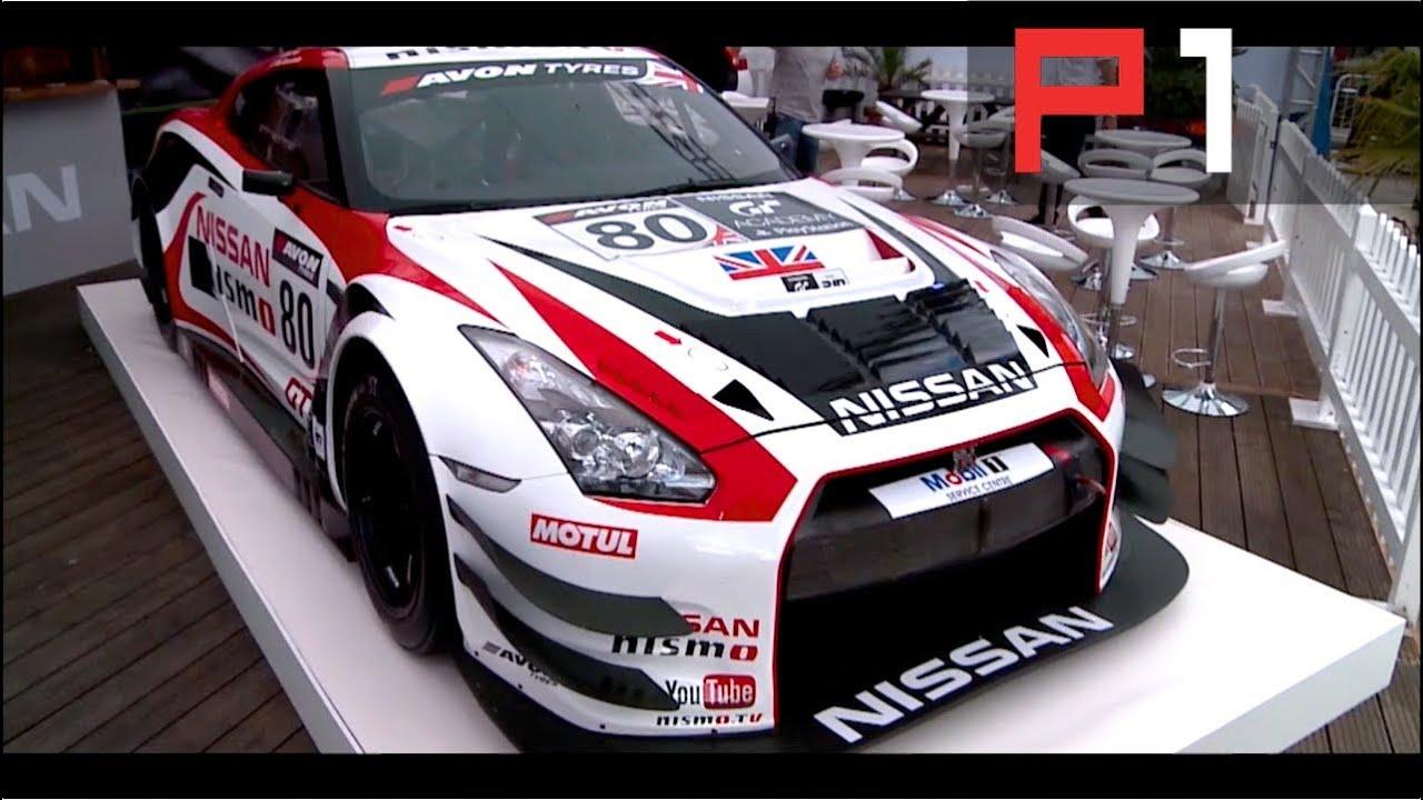 Le Mans 2015 Nissan Gt R Lm Youtube