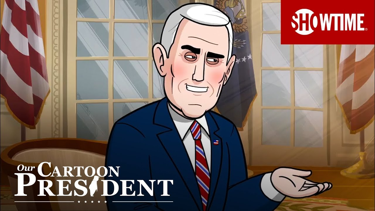 Download 'The Manliest First Pitch in History' Ep. 10 Official Clip   Our Cartoon President   SHOWTIME