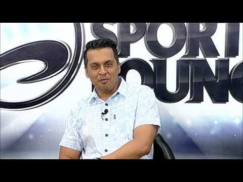 Fiji Soccer Coach on Vodafone Sports Lounge