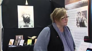 Interview with Meeri Wasberg (S), Gothenburg Book Fair 2013 - MTA International Sweden Studios