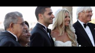 Burj Al Arab Dubai Wedding | Shahvir and Lizzy Wedding