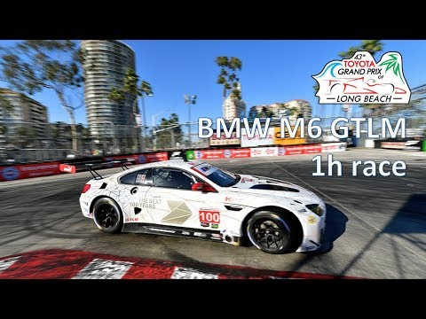Project CARS 2 PS4 live: BMW M6 GTLM @ Long Beach Endurance