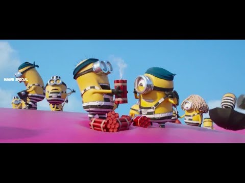 Despicable Me 3  2017 - Climax fight scene
