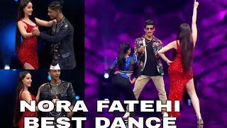 Dancing Queen NORA FATEHI best dance performance  Nora fatehi Dance  DID  #1 BEINGVIRAL