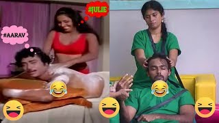 Julie Massage Troll | Bigg Boss Episode 39 On Day 38 HighLights || PhoenixComedyNews