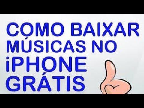 Como baixar e escutar música Offline no iPhone (IOS 11/11.1.2)