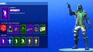 NEW! ARCHETYPE SKIN! with DANCE EMOTES! Fortnite Battle Royale