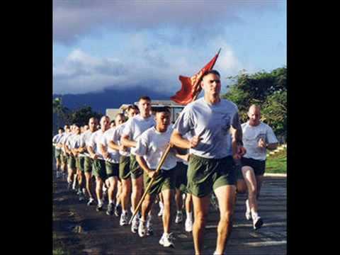 USMC cadence