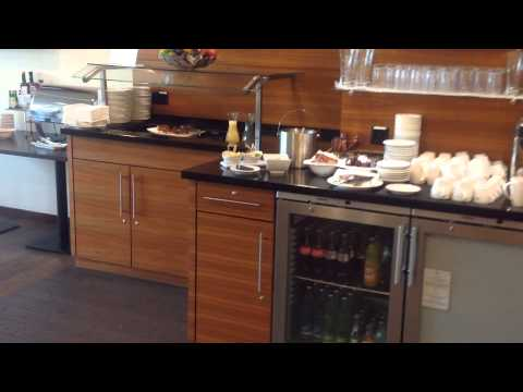 Hilton Zurich Airport Executive Lounge