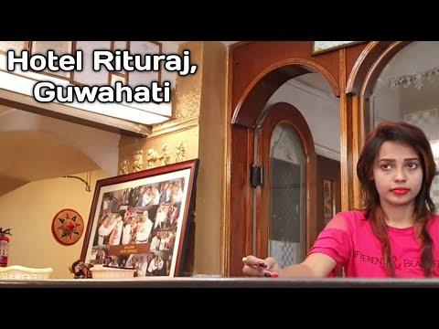 Hotel Rituraj (Pure Veg), Guwahati   Room Tour   Travellers Vlog