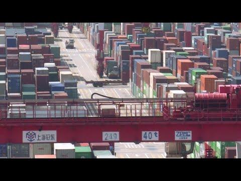 La Chine, premier partenaire commercial de l'Union européenne en 2020
